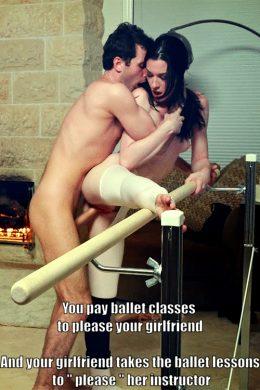 ballet cheat