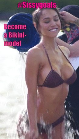 Become a bikinimodel