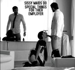 boss blowjob