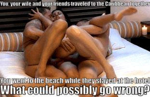 Caribbean cheat