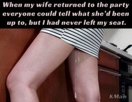 Cheating/ dripping wife