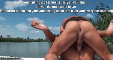 Cheating in the boat