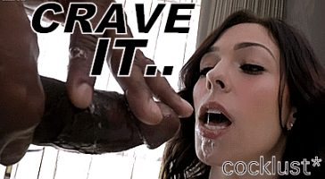 Crave it and get it. Rinse and repeat