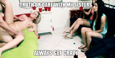 drunk and curious, best kind of sisters