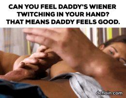 feel daddy