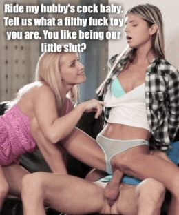 filthy fuck toy