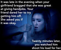 late night dare