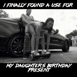 She wanted it for her 18th & I thought it was going to be a waste of money.